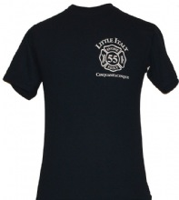 "FDNY Engine 55 Little Italy ""Cinquatacinque"" Tee - FDNY Engine 55 little..."