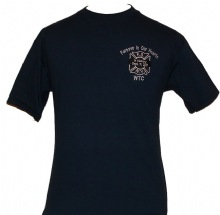FDNY forever in our hearts World Trade Center Memorial tee Shirt - Forever in ou...
