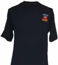 FDNY / NYPD Adult Short Sleeve T-Shirt - FDNY / NYPD: Commerative Embroidered Ad...