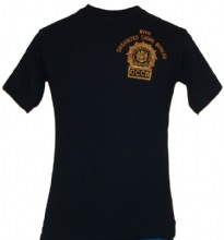 NYPD Organized Crime Investigation Div Heavyweight T-Shirt. -