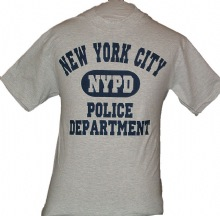 NYPD Athletic gym T-Shirt - NYPD Athletic gym T-Shirt.