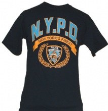 NYPD Finest T-shirt - VERY POPULAR T-SHIRT