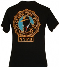 City of New York Detective. (Dick Tracy the famous detective) -