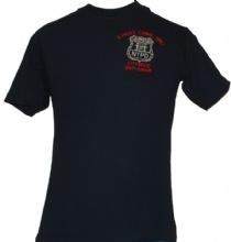 NYPD Street Crime Unit Heavyweight T-Shirt -