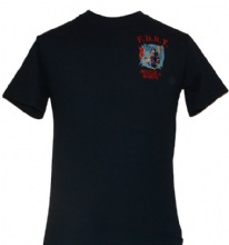 FDNY Rescue 4   Tee Shirt  queens - FDNY rescue 4 queens tee shirt embroiderd on...