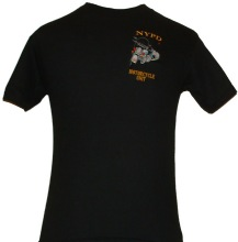 NYPD HIGHWAY Motorcycle PATROL  Unit T-Shirt -