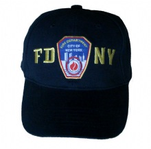 FDNY children embroidered cap - FDNY childrens cap with the shield and lettering...