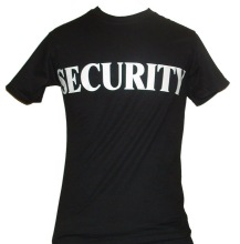 Security t-shirt -