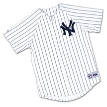 New York Yankees AUTHENTIC Road Jersey -
