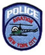 New York Police Aviation Patch -