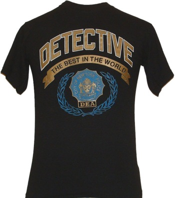 New York's Detective, The Best In The World. - very popular among the best in the world.