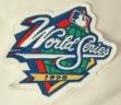 NY Yankees 1998 World Champion Patch -