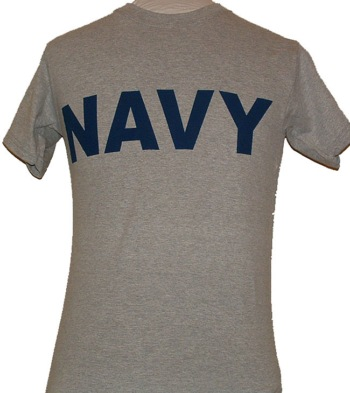 Navy T-Shirt - The famous us navy tee