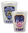 NYPD SHOT GLASS -