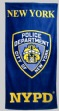 nypd beach towel - great for the beach