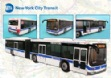 Mta Articulated Bus -