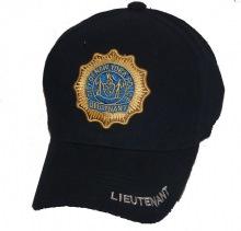 New York s Famous Lieutenant 3-D EMBROIDERD cap - New York s Lieutenant . 7c8fa37e08c2