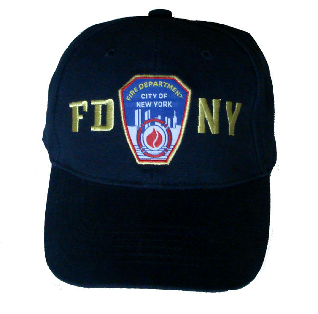 6a244570bdfd8 FDNY children embroidered cap - FDNY childrens cap with the shield and  lettering... New!
