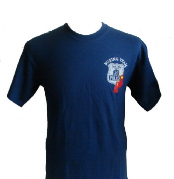 31dfc9ed New York Police Boxing t-shirt - NY Police Department boxing t-shirt with